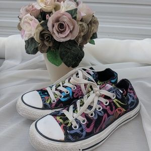 Converse Peace Love Sneakers All Star